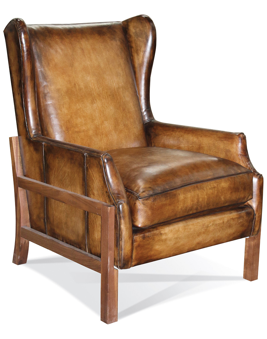 Pagosa Leather Chair